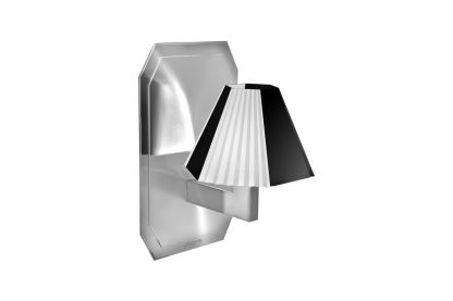 Cubist Wall Light (Back Plate) (Seconds)