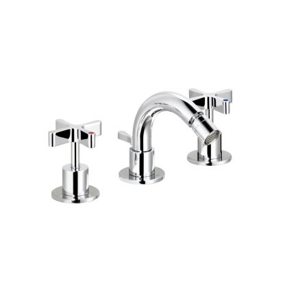 DCA  Bidet Mixer (Pop Up Waste)