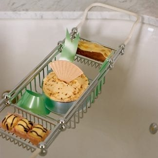 Edwardian Bath Rack