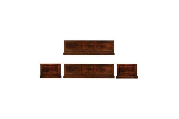 Edwardian Bathtub Panels, Freestanding Model (Price On Application)