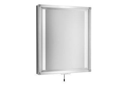 Edwardian Illuminated Mirror