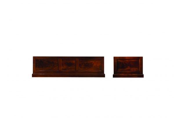 Edwardian Bathtub Panels, Left Corner Model (Price On Application)