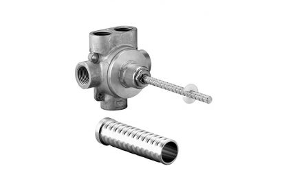 Concealed Component for Concealed Two/Three-Way Diverter