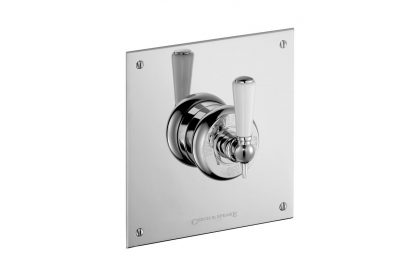 """Edwardian Concealed 3/4"""" Thermostatic Shower Mixer"""