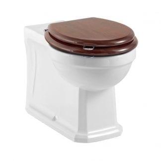 FSD White Lavatory Seat
