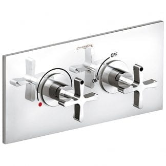 DCA Concealed Thermostatic Mixer (Horizontal)