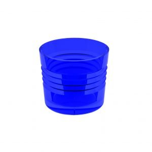 FSD Replacement Cobalt Blue Crystal Tea Light Holder