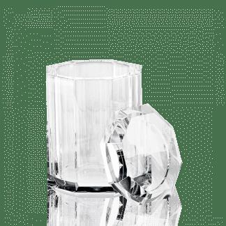 Crystal Storage Jar