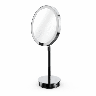 Monochrome Motion Sensor Mirror