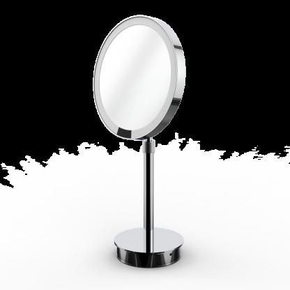 Chrome Motion Sensor Mirror