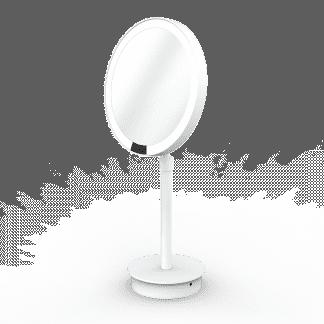 Monochrome Motion Sensor Mirror