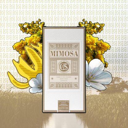 Mimosa Bath Oil 100ml