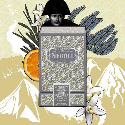 Neroli Moisturising Body and Bathing Oil 50ml