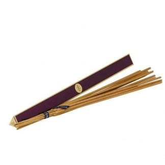 Dark Rose Giant Outdoor Incense Sticks x12