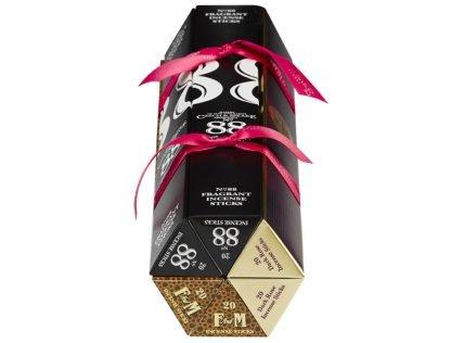 Mixed Fragrance Incense Sticks - 6x20 Pack Bundle