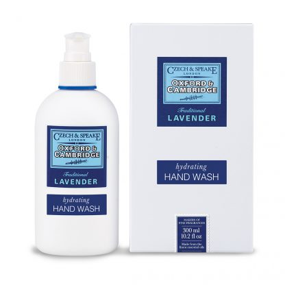Oxford & Cambridge Hand Wash 300ml