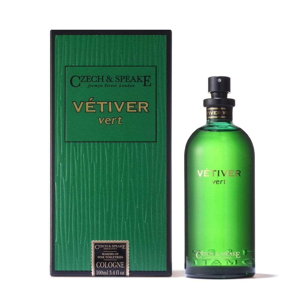 Vétiver Vert Cologne Spray 100ml