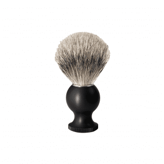 No.88 Badger Travel Shaving Brush, Black