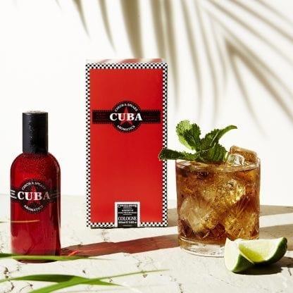 Cuba Cologne Spray 100ml