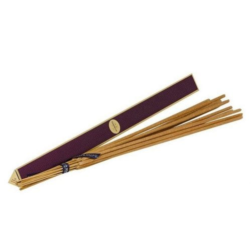 Dark Rose Giant Outdoor Incense Sticks x12