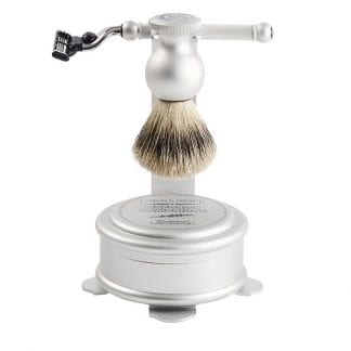 Oxford & Cambridge Shaving Set & Stand
