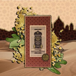 Frankincense and Myrrh Bath Oil 100ml