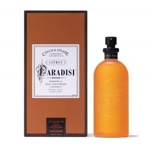 Citrus Paradisi Bathing Oil 100ml