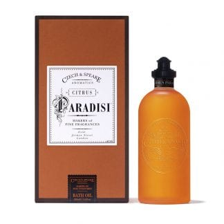 Citrus Paradisi Bathing Oil 100ml