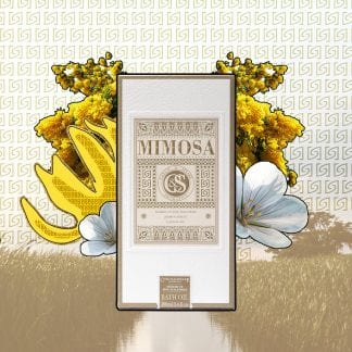Mimosa Bath Oil 100ml