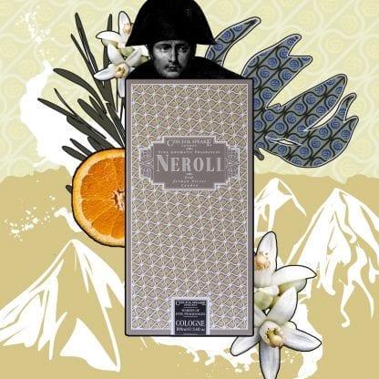 Neroli Cologne Perfume Spray 100ml