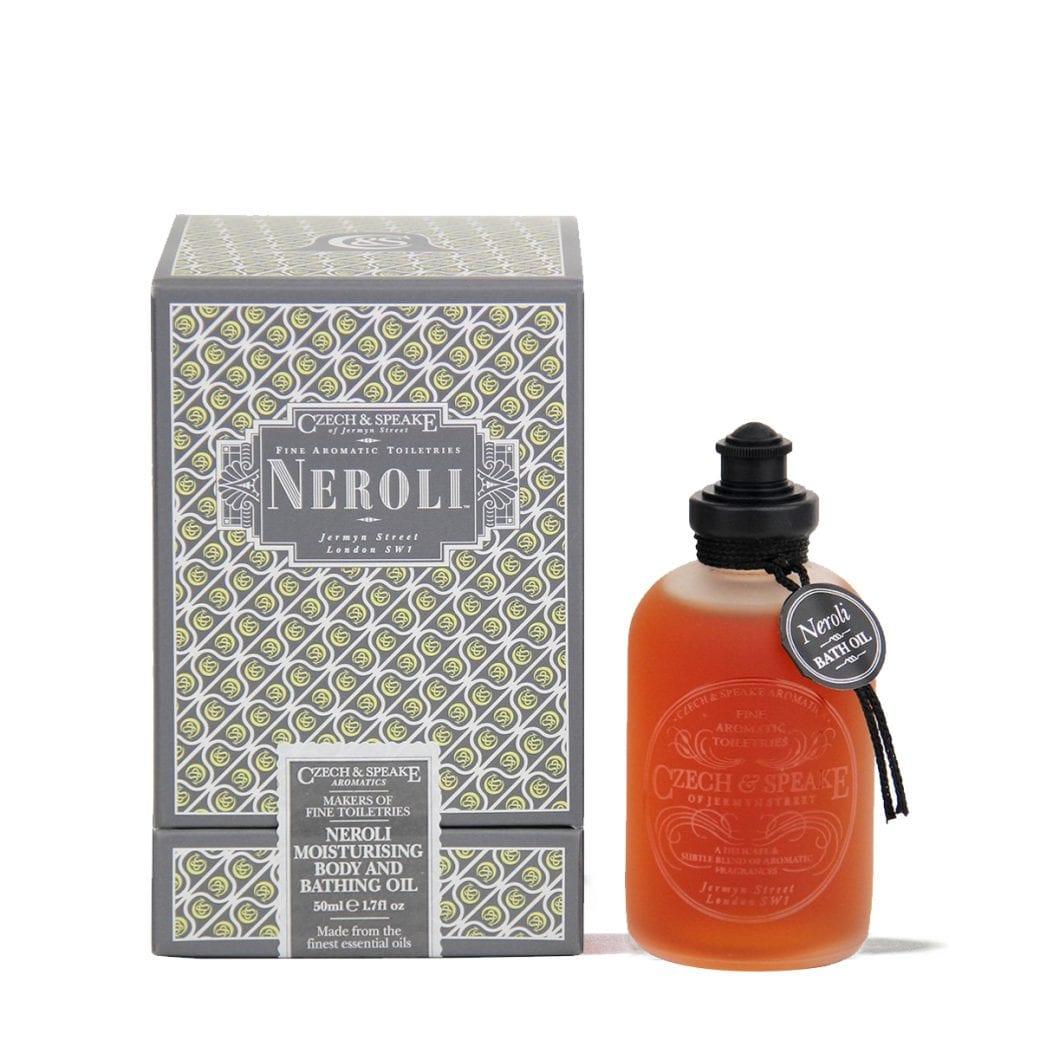 Neroli Moisturising Body & Bath Oil 50ml
