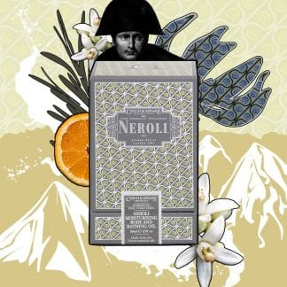 Neroli Moisturising Body & Bath Oil 50ml