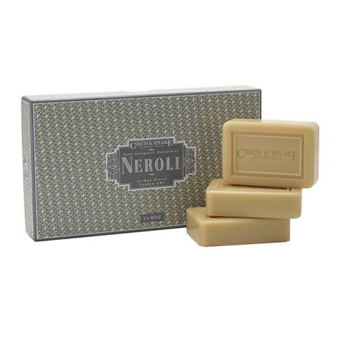 Neroli Hand Soaps 3x75g