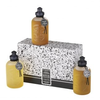 Trio Of Bath Oils (Neroli, Citrus Paradisi and Frankincense & Myrrh) 3x50ml