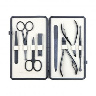 Manicure Set - Stone & Cream