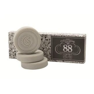 No.88 Travel Shaving Soap Refills 3x 25g