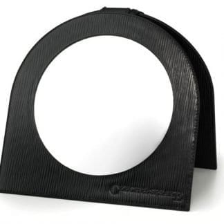 Large Leather Travel Mirror