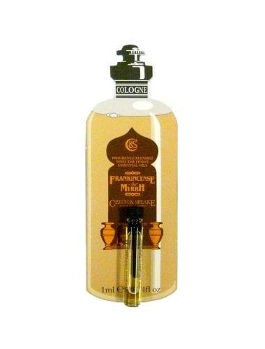 Frankincense & Myrrh Cologne 1ml Sample