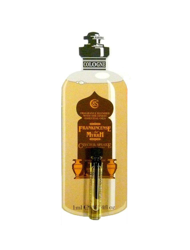 Frankincense and Myrrh Cologne 1ml Sample