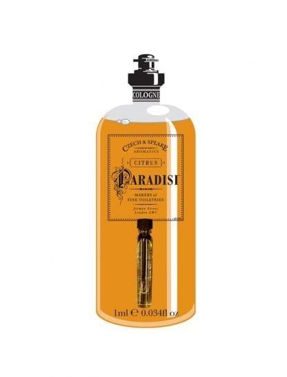 Citrus Paradisi Cologne 1ml Sample