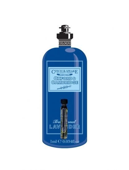 Oxford & Cambridge Cologne 1ml Sample