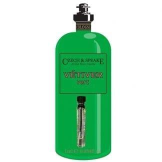 Vetiver Vert 1ml sample - Edc