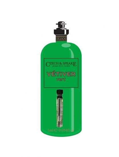 Vétiver Vert Cologne 1ml Sample