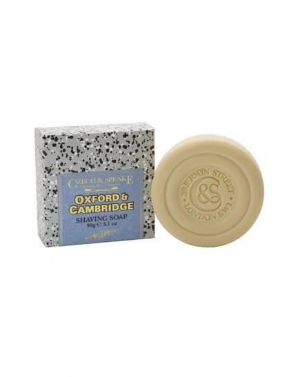 Oxford & Cambridge Shaving Soap 90g
