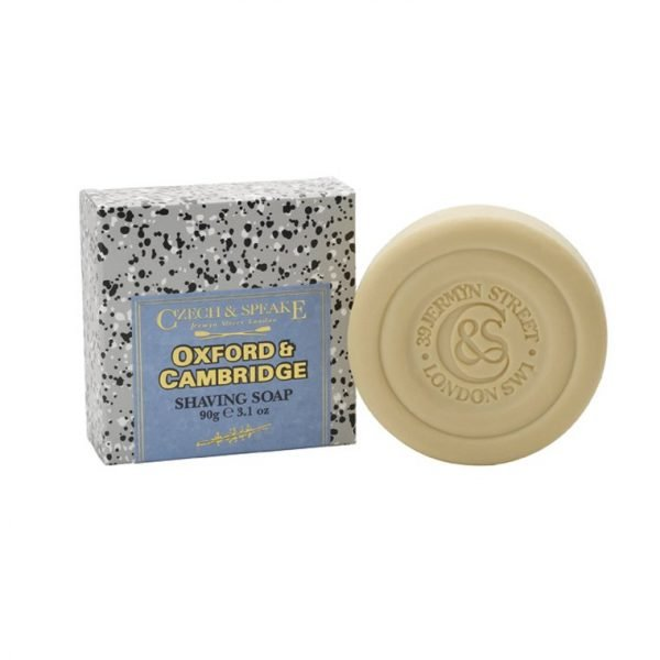 Oxford & Cambridge Shaving Soap Refill 90g