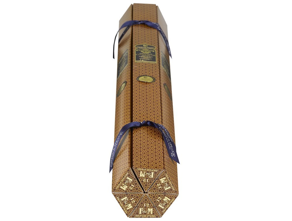 Frankincense & Myrrh Outdoor Incense Sticks 6x12 Pack Bundle