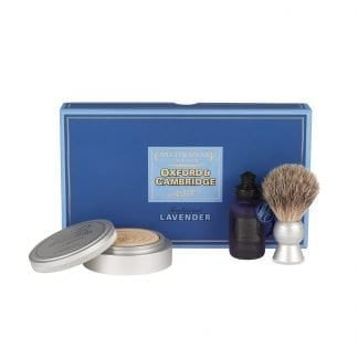 Oxford & Cambridge Travel Shaving Set
