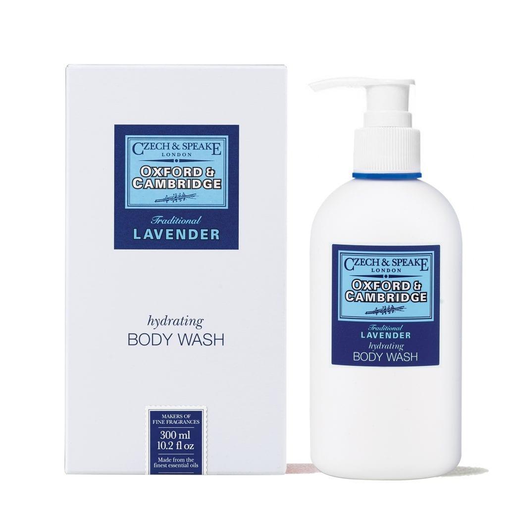 Oxford & Cambridge Hydrating Body Wash 300ml