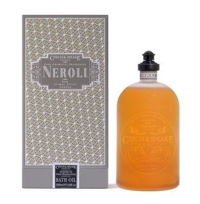 Neroli Bathing Oil 200ml