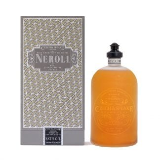 Neroli Bath Oil 200ml